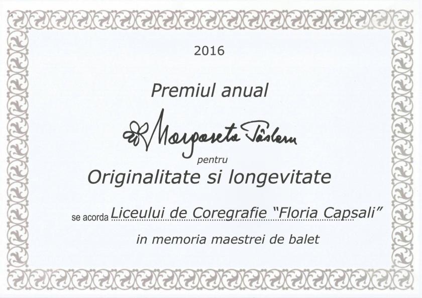 1-premiul-anul-margareta-paslaru-pentru-originalitate-si-longevitate-2016-liceul-de-coregrafie-floria-capsali