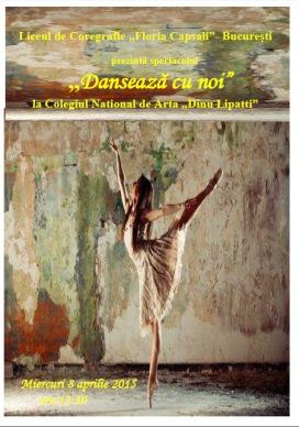 Danseaza cu noi- Scoala Altfel